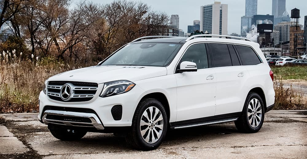 2019 GLS 450 4MATIC<sup>&reg;</sup>