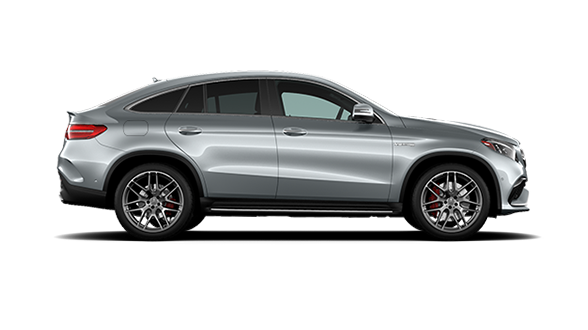 2019 Mercedes-AMG® GLE 63 S Coupe