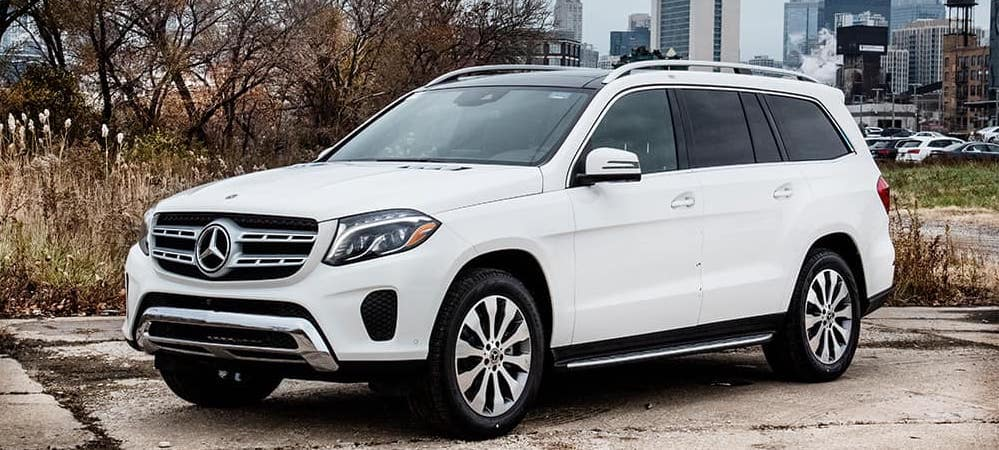 Mercedes Benz Suvs >> Which Model Is The Biggest Mercedes Benz Suv Mercedes Benz Of Chicago