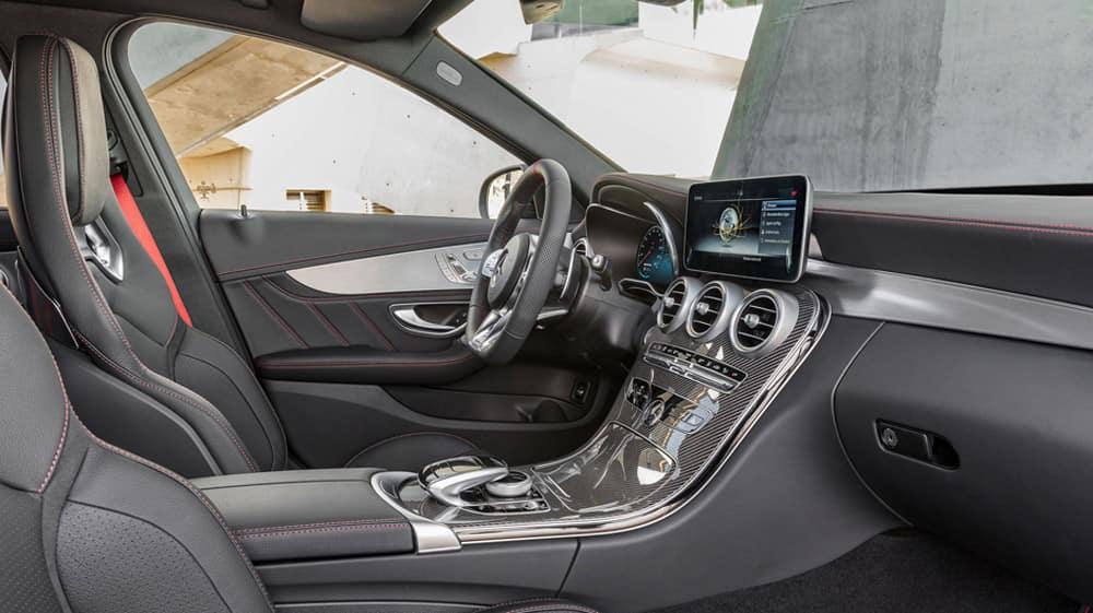 2019 Mercedes-AMG® C 43 Interior