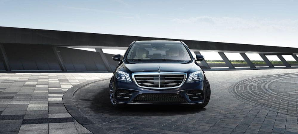 What Is The Largest Mercedes Benz Sedan Interior Dimensions Specs