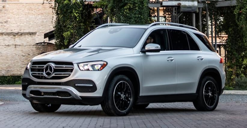 2020 GLE 350 4MATIC<sup>®</sup>