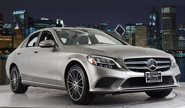 Certified Pre-Owned 2019 C 300 4MATIC<sup>®</sup> Sport Sedan