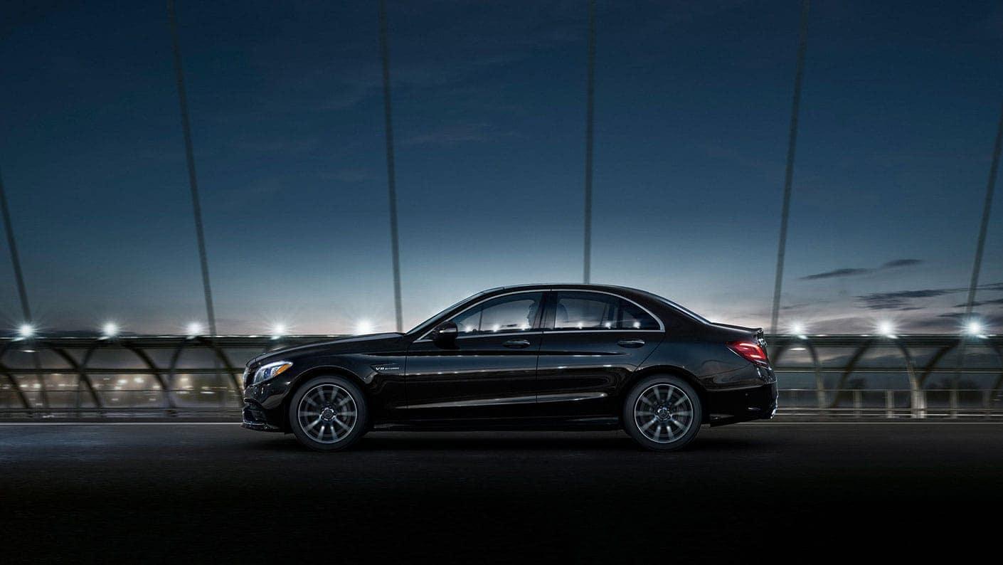 Mercedes-Benz AMG® C 63 S