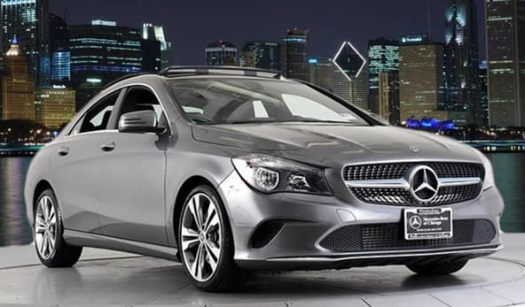 Certified Pre-Owned 2019 CLA 250 4MATIC<sup>®</sup> Coupe