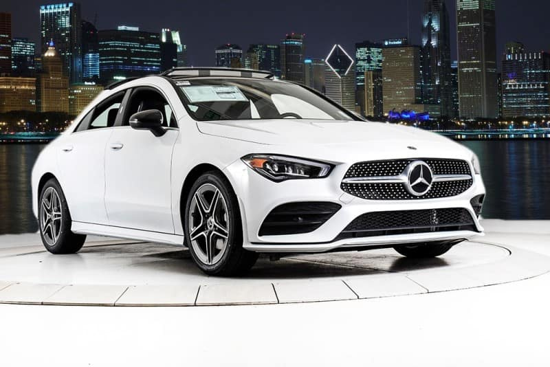Previous Loaner 2021 Mercedes-Benz All Wheel Drive 4MATIC® CLA 250