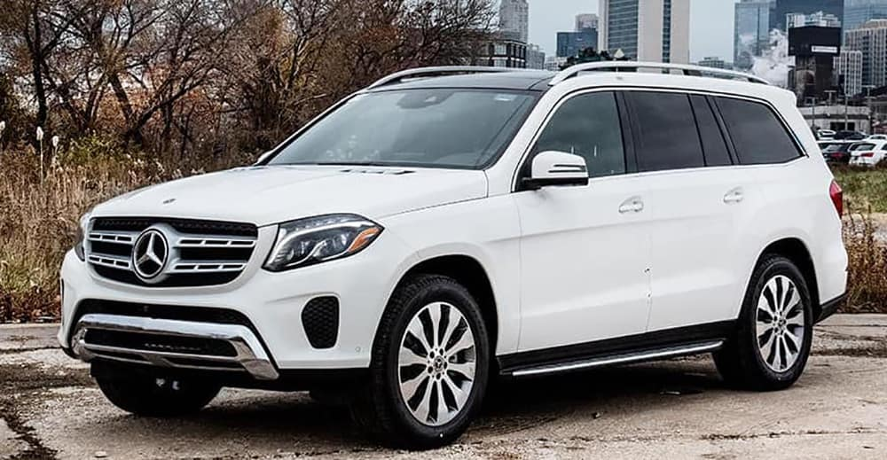 2019 GLS 450 4MATIC<sup>®</sup>