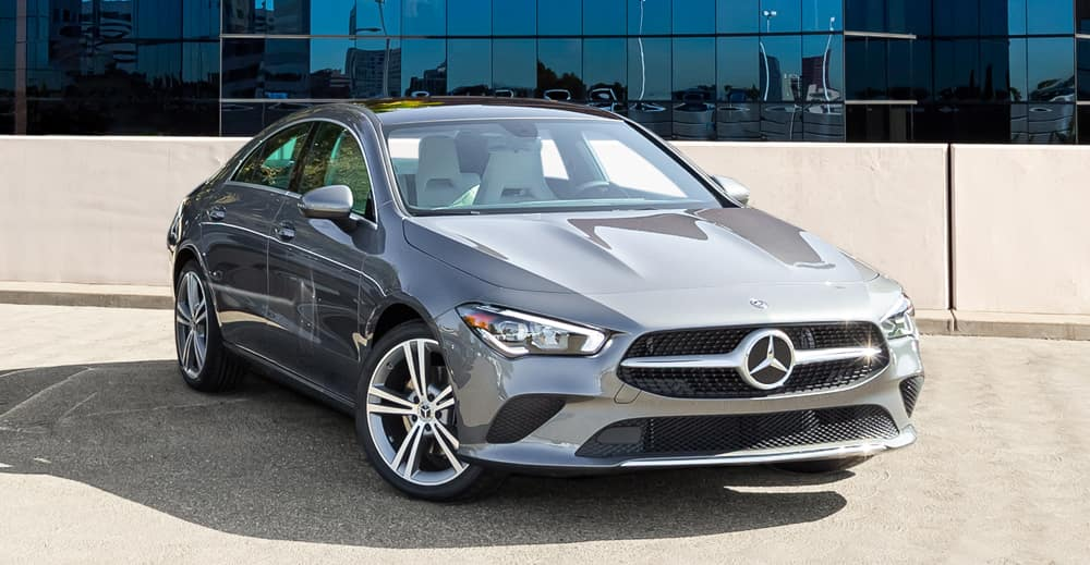 2020 CLA 250 Coupe 4MATIC<sup>®</sup>