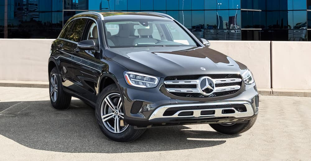 2020 GLC 300 4MATIC<sup>®</sup> SUV