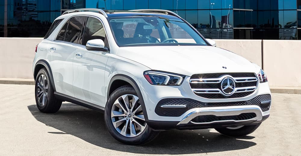 2021 GLE 350 4MATIC<sup>®</sup>
