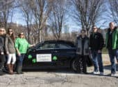 Mercedes-Benz of Chicago Catches the Chicago St. Patrick's Day Parade