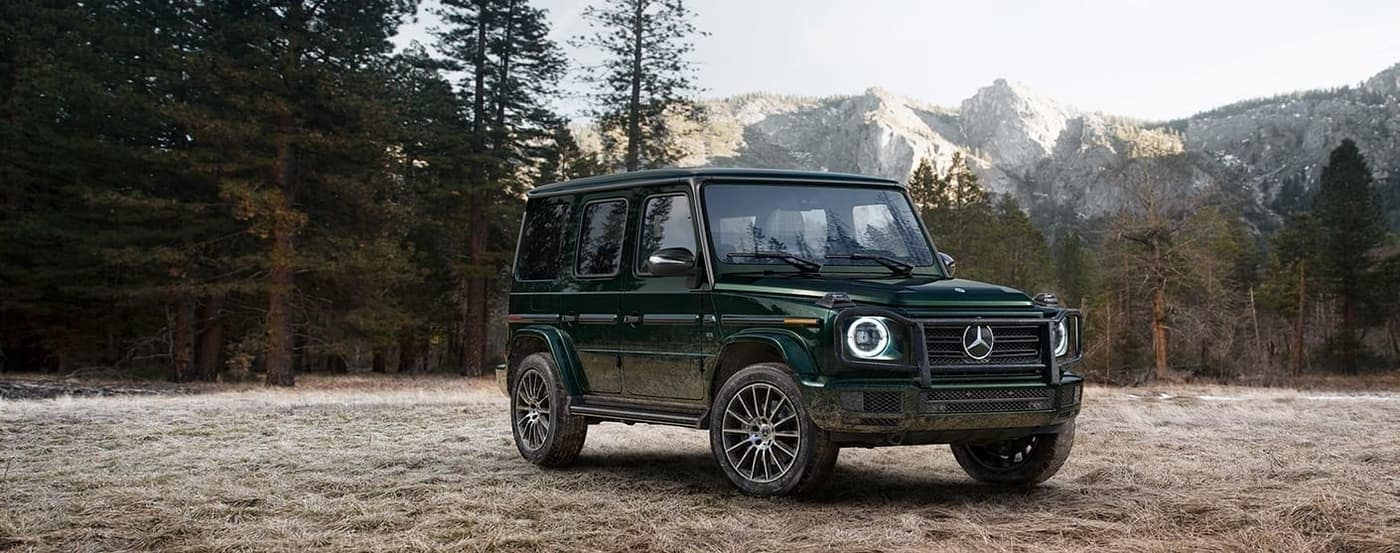 2020 Mercedes-Benz G-class Review, Pricing, and Specs