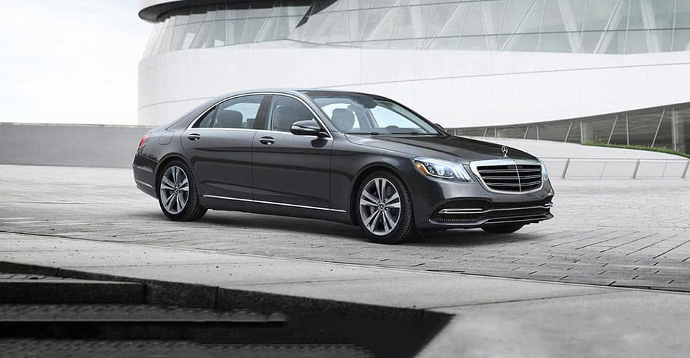 Certified Pre-Owned S-Class Payment Credit