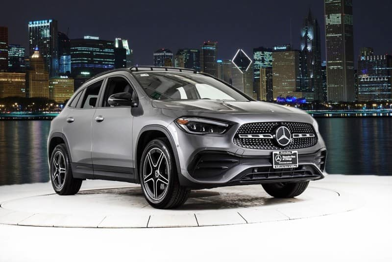 Previous Loaner 2021 Mercedes-Benz All Wheel Drive 4MATIC® GLA 250