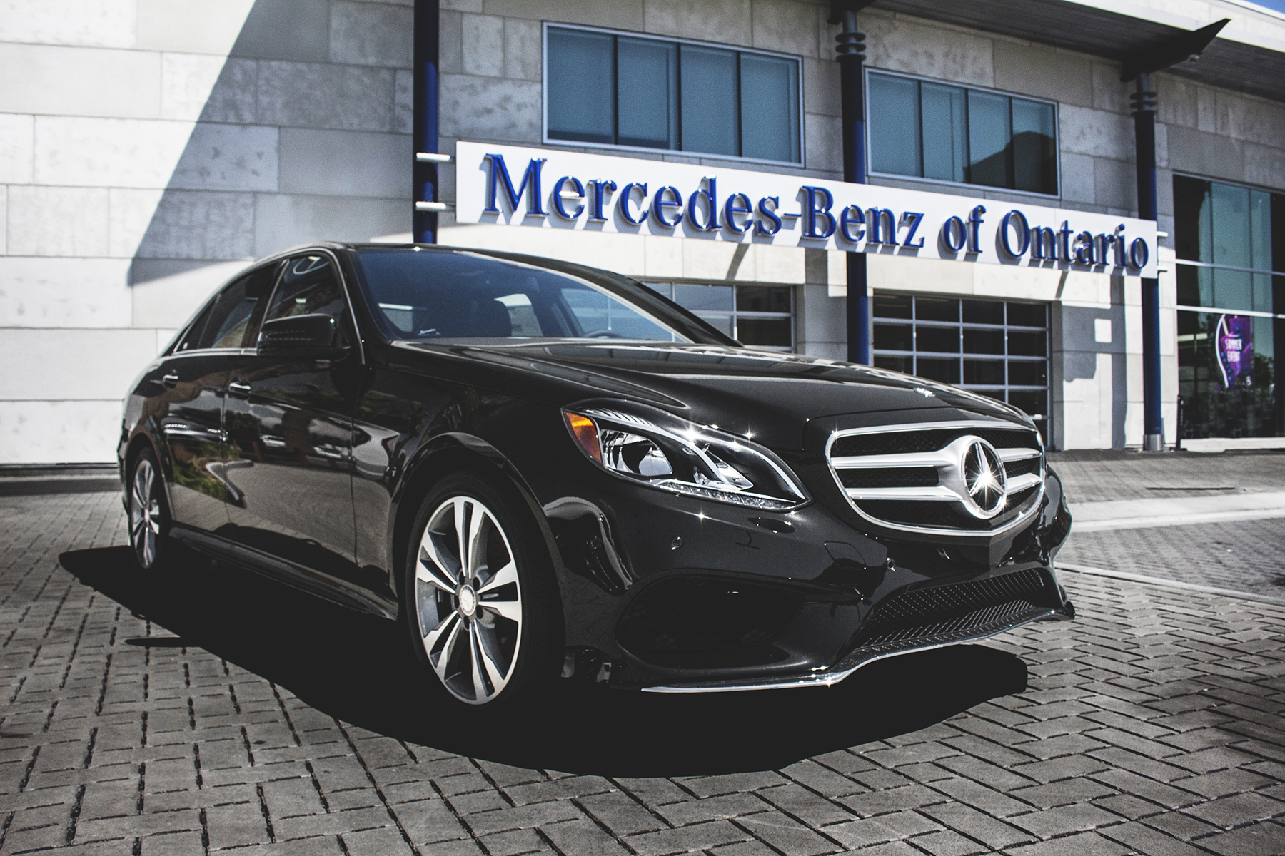 It can wait mercedes benz of ontario for Ontario mercedes benz dealerships