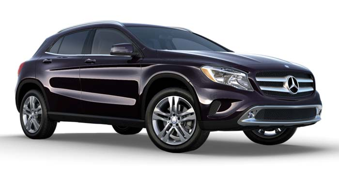 The 2018 mercedes benz gla 250 is sharply luxurious for Mercedes benz excess mileage charges