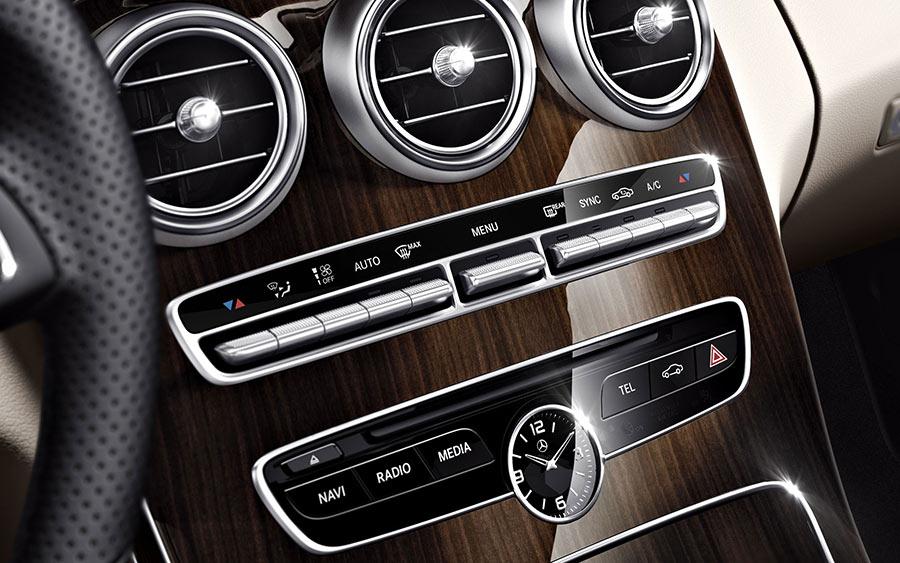 2016 C300 Sedan