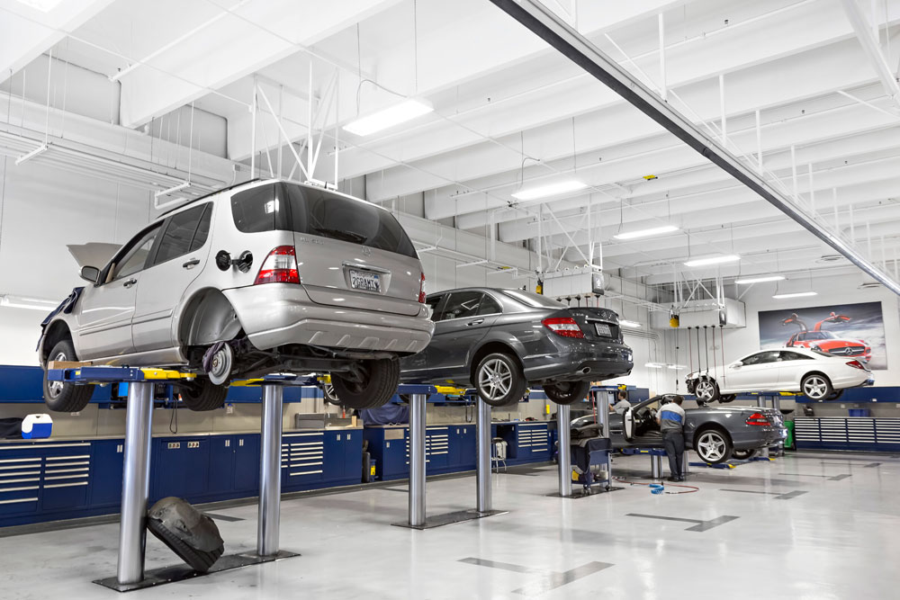Enjoy the many benefits of auto service via a certified dealer for Mercedes benz ontario dealers