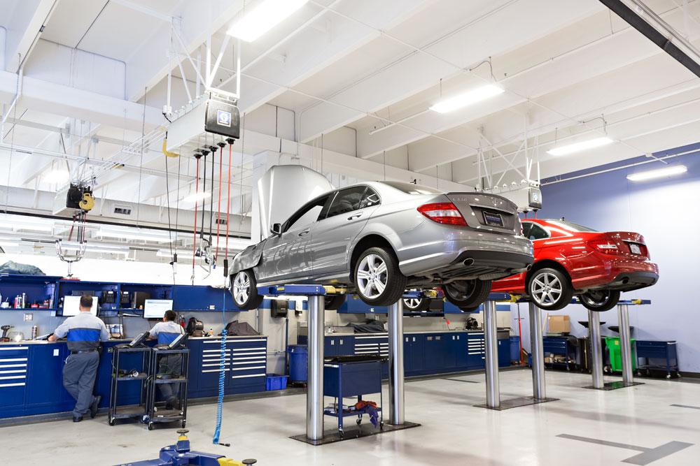 Mercedes Benz Ontario Car Wash