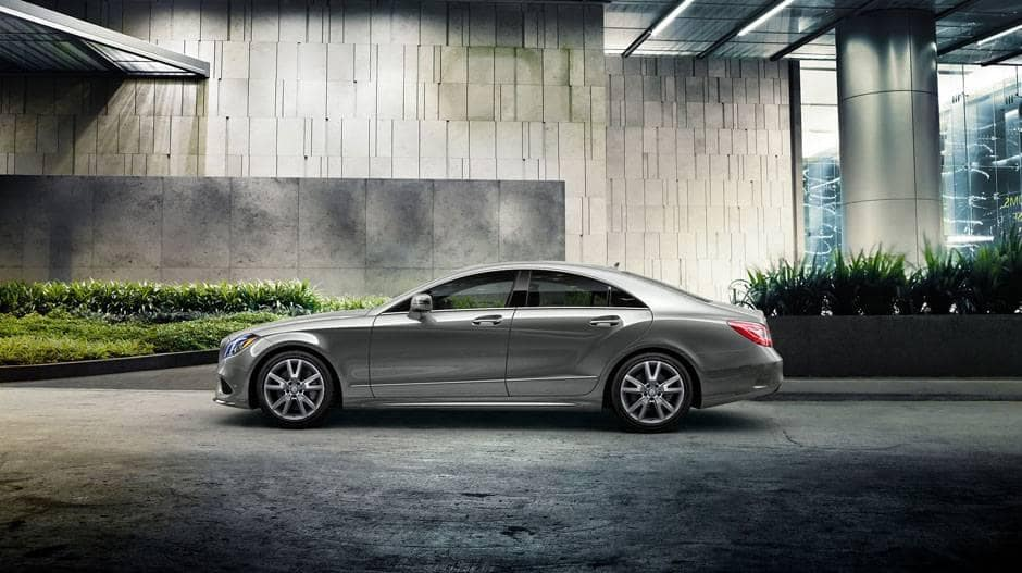 Parked CLS