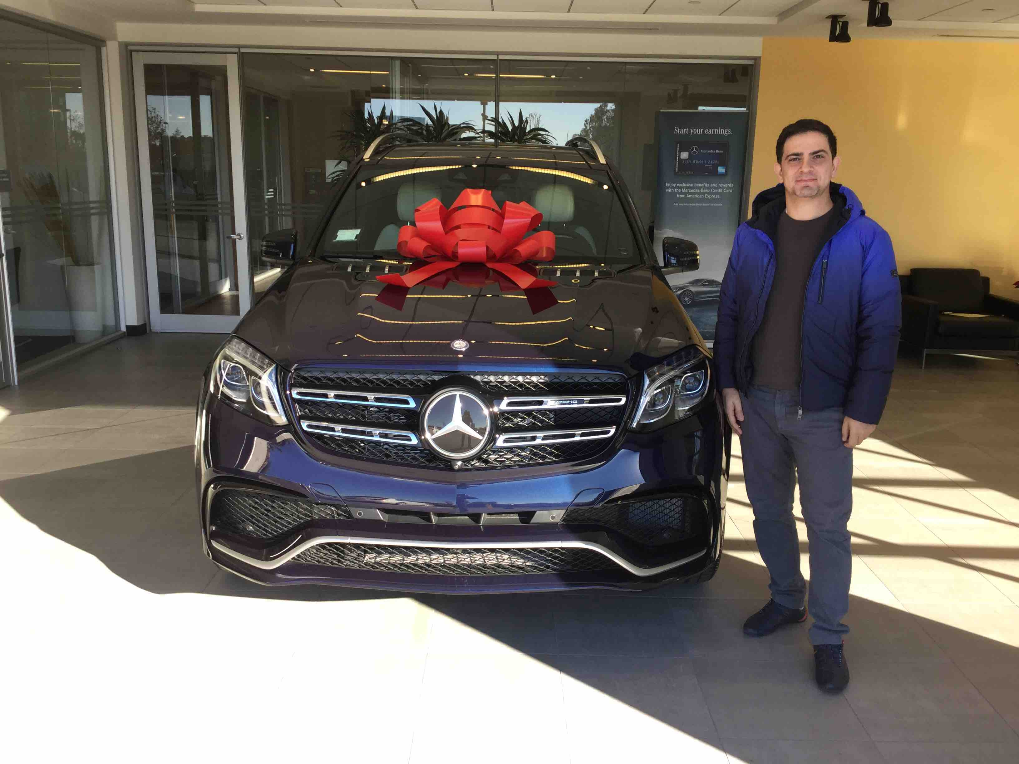 Mercedes benz of ontario guest appreciation 2016 for Mercedes benz of ontario ca