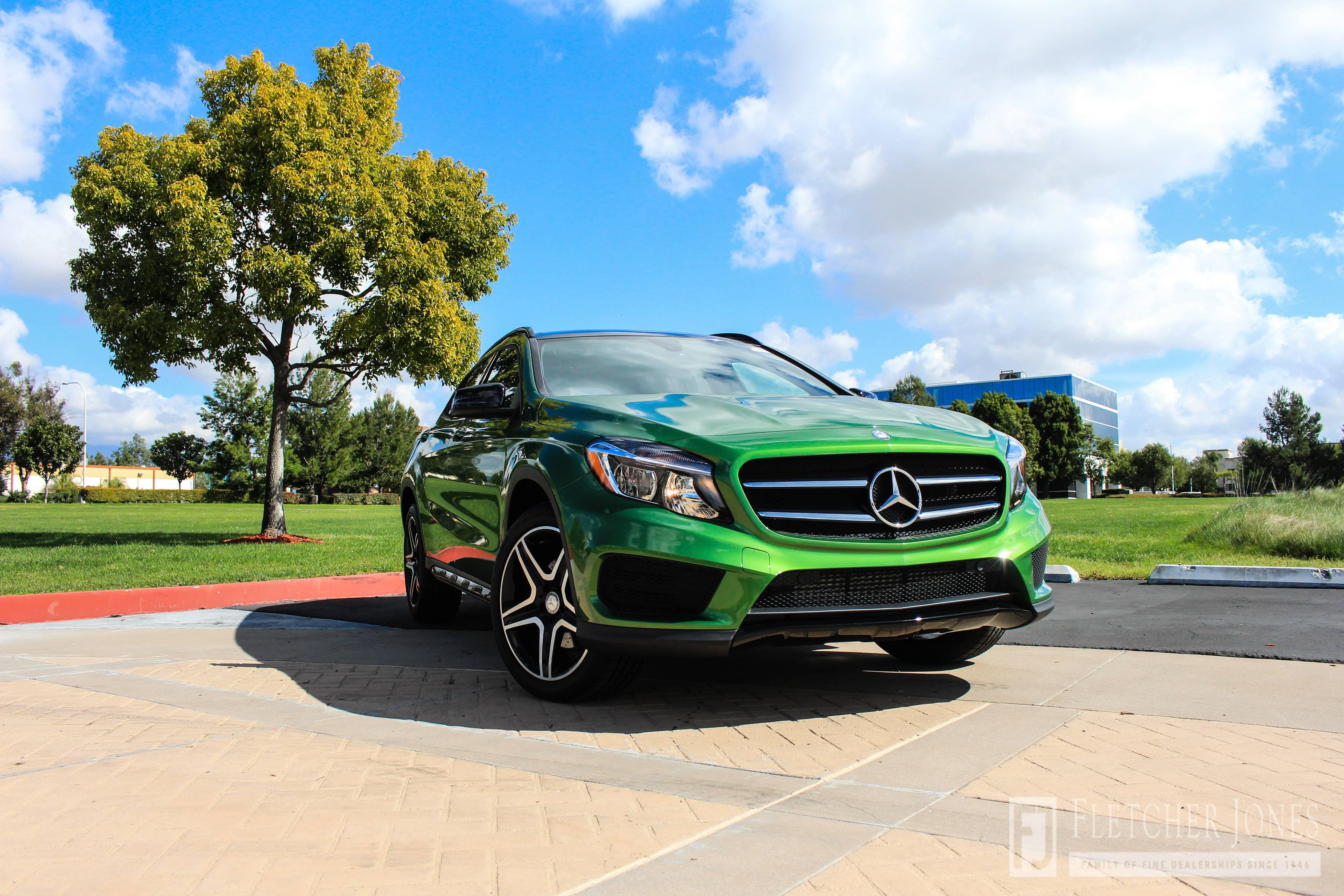 Fletcher jones st patrick s day mercedes benz of ontario for Mercedes benz of ontario ca