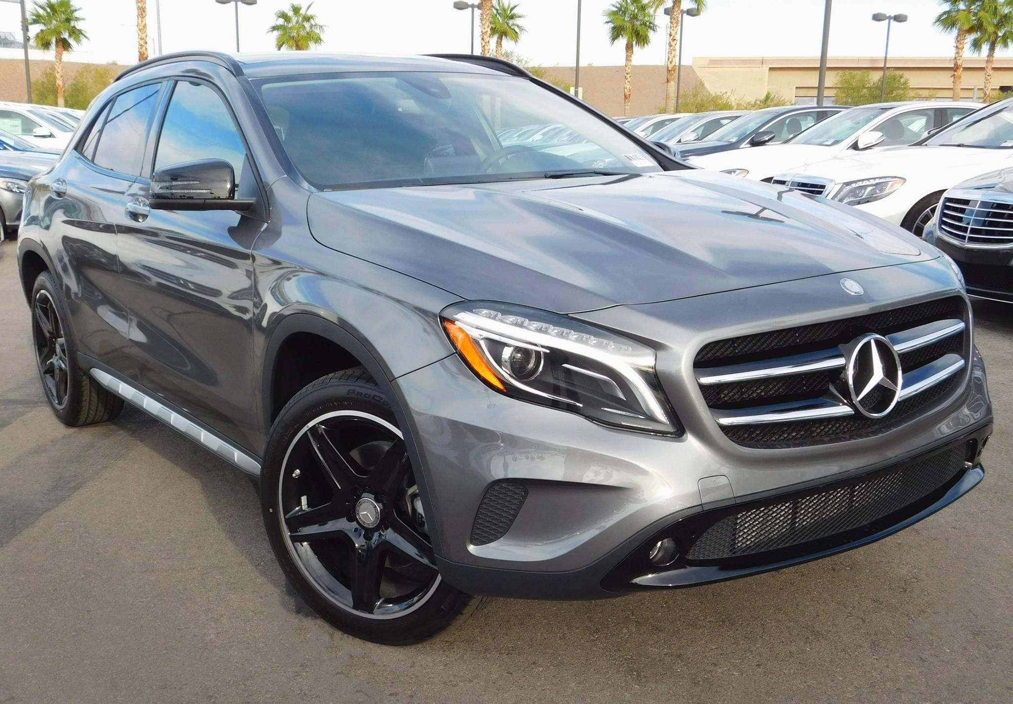 2018 mercedes benz gla receives a facelift mercedes benz of ontario. Cars Review. Best American Auto & Cars Review