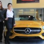 Flor Castellanos and Cassandra Perez Mercedes-Benz of Ontario