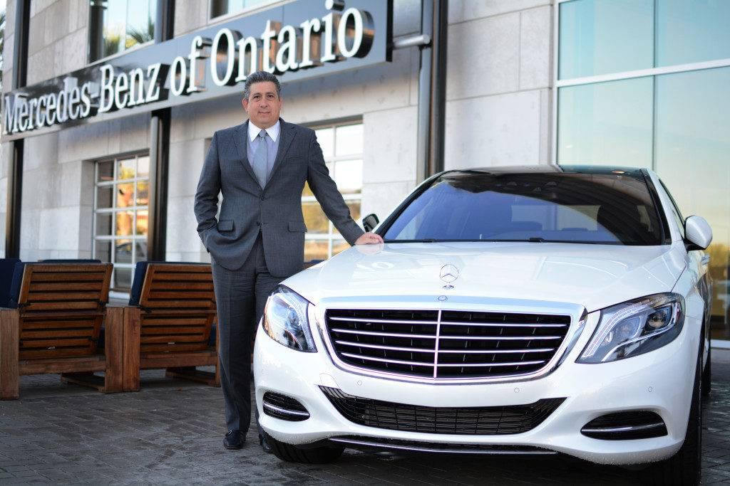 mercedes benz of ontario national employee appreciation day