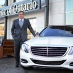 Ted Moreno Mercedes-Benz of Ontario Employee Appreciation March 3 2017