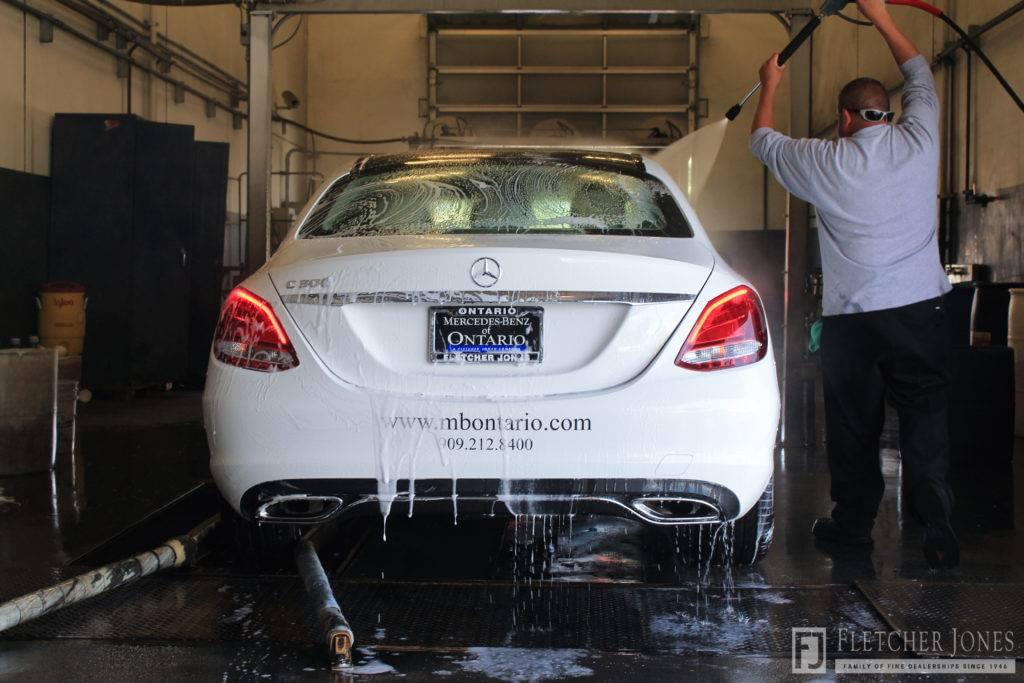 Fletcher jones tips and tricks to keep your mercedes benz for Mercedes benz care