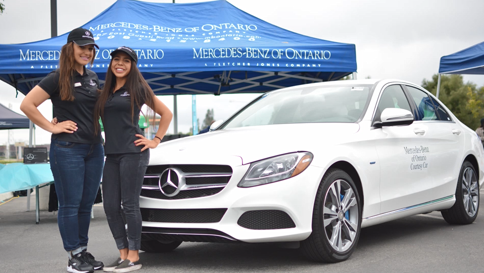 Mercedes benz of ontario sponsors 2017 inland empire lung for Mercedes benz of ontario ontario ca