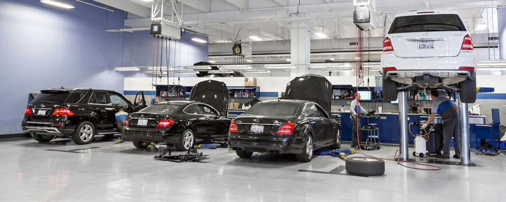 What you lose at jiffy lube mercedes benz of ontario for Mercedes benz service centre