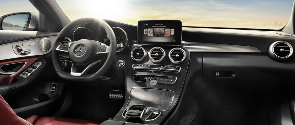 how to use c class carplay android auto mb of ontario rh mbontario com 2017 Mercedes -Benz C-Class Mercedes -Benz M-Class