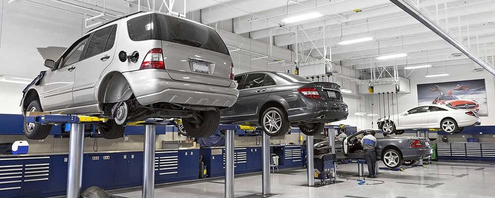 what is mercedes service c? | mercedes-benz of ontario
