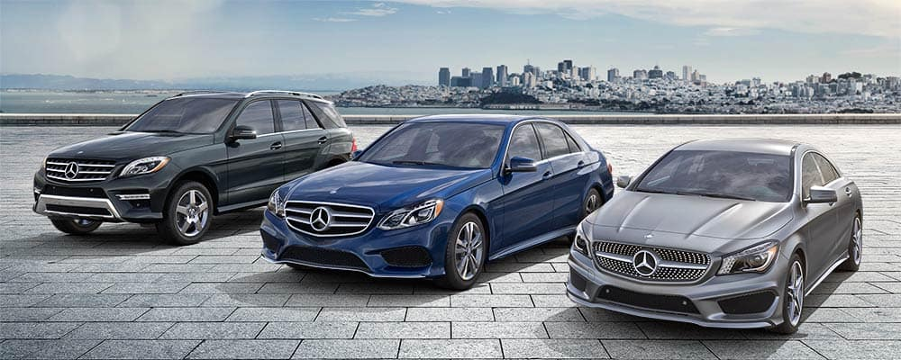 Certified Pre-Owned MB Vehicles