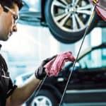 Mercedes-Benz Oil Change