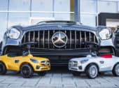 Mercedes-Benz of Ontario Starts Toy Drive for Children's Hospital Los Angeles