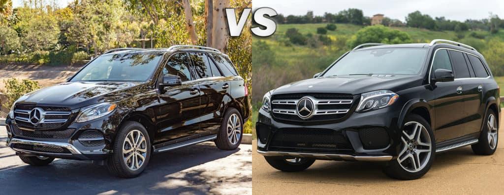 Dare To Compare M Class Vs Gl Class Mercedes Benz Of Ontario