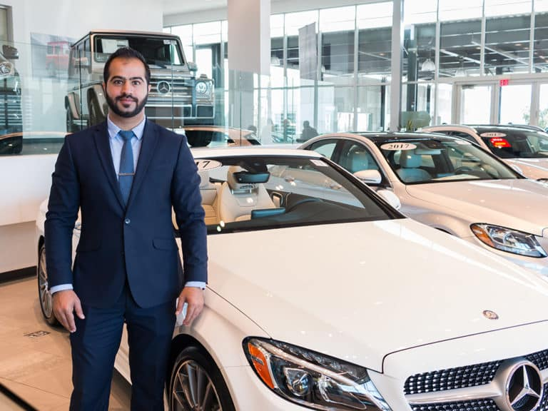 Mercedes-Benz of Ontario Sales Consultants