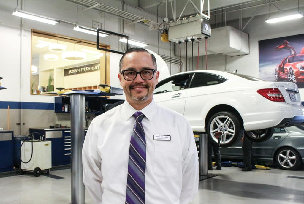 David Ranciglio Mercedes-Benz of Ontario