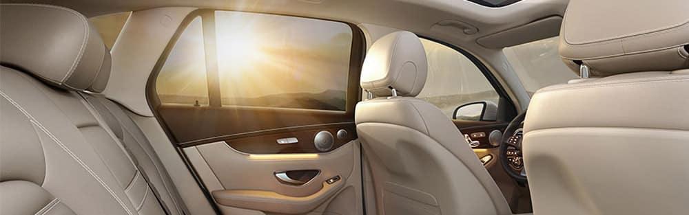 2018 Mercedes Benz Glc Interior Glc 300 Features Mb Of