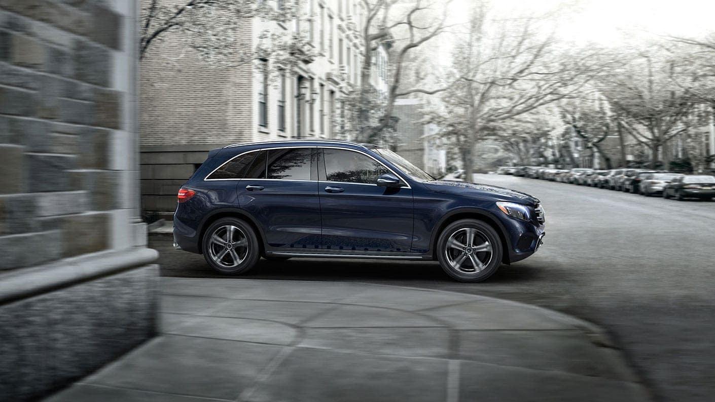 2019 Mercedes-Benz GLC