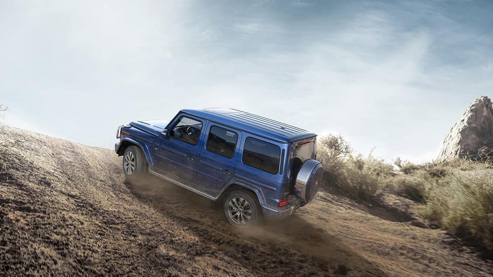 Mercedes-Benz G-Class Safety