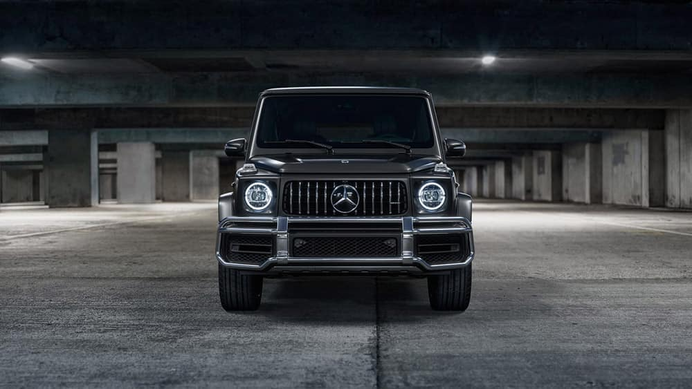 2019 Mercedes-Benz G-Class SUVs: Trims & Specs | Mercedes-Benz of