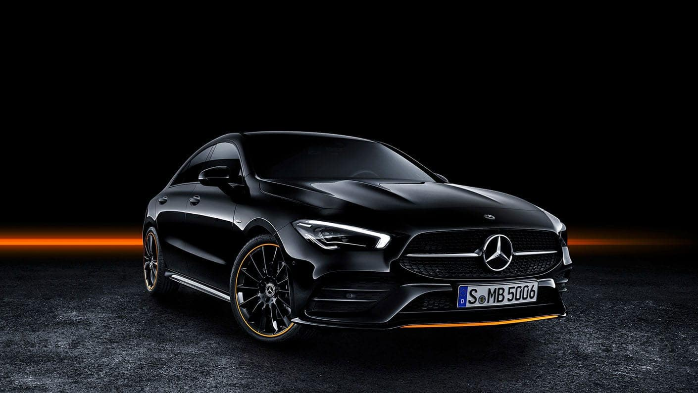 The Redefined 2020 Mercedes Benz Cla Coupe Mercedes Benz Of Ontario