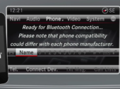 How to Connect Your Phone to Mercedes-Benz Bluetooth®