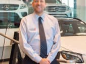 Chris Nelson is Our New Service Manager