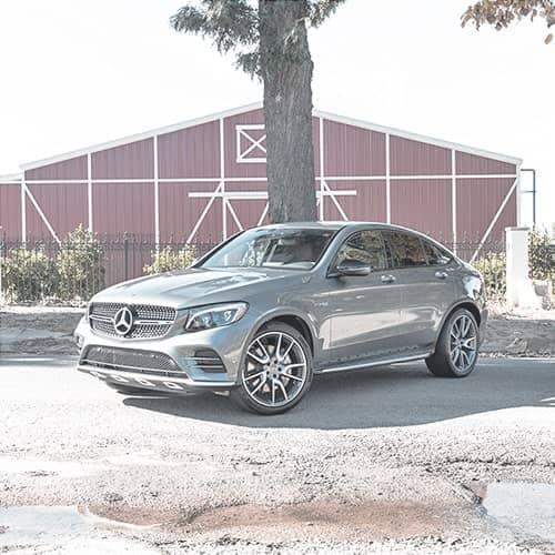 silver mercedes-benz vehicle