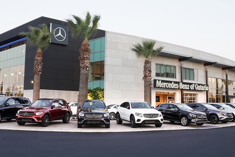 Mercedes-Benz of Ontario